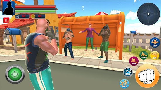 Vegas Gangster City Crime Fighting - náhled