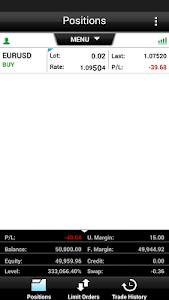 HY MT4 Mobile screenshot 2