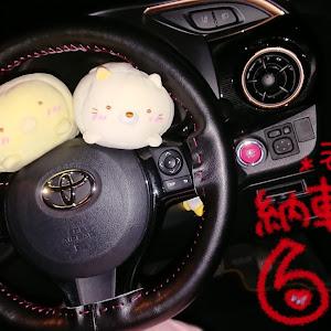 """ヴィッツ NHP130 HYBRID F 特別仕様車 """"Amie(アミー)""""のカスタム事例画像 Nまる🍋さんの2019年03月03日19:38の投稿"""
