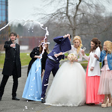 Wedding photographer Vladimir Kulakov (kulakov). Photo of 05.04.2017