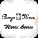 Boyz II Men Music Lyrics v1 icon