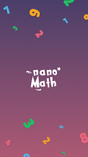 Nano Math: Train your Brain & Challenge Friends - náhled
