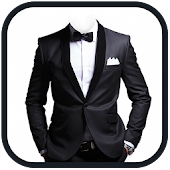 Man Formal Photo Suit Montage : Traditional Wear
