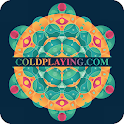 Coldplaying icon