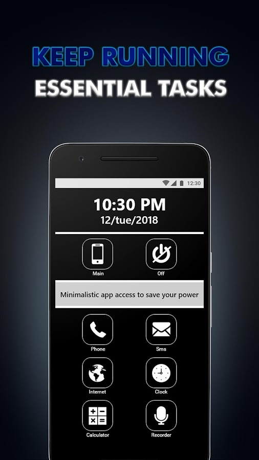 Ultra Power Saver - Battery Saver- screenshot