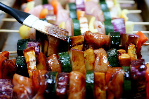 healthy barbecue tips