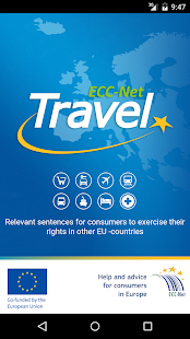 ECC-Net: Travel – Vignette de la capture d'écran