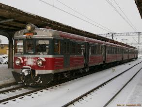 Photo: EN57-931, Iława Główna - Bydgoszcz Główna {Toruń Wschodni; 2013-01-12}