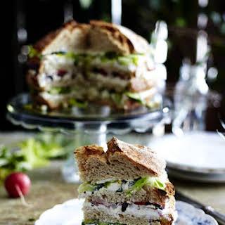 Spring Luncheon Sandwiches.