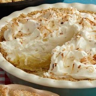 Joe Licata's Best-Ever Coconut Cream Pie