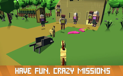 Blocky Horse Simulator modavailable screenshots 2