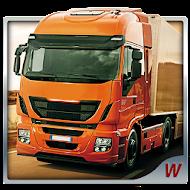 Truck Simulator Europe [Мод: Unlocked]