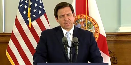 DeSantis tells Biden: 'I am standing in your way' on new COVID restrictions