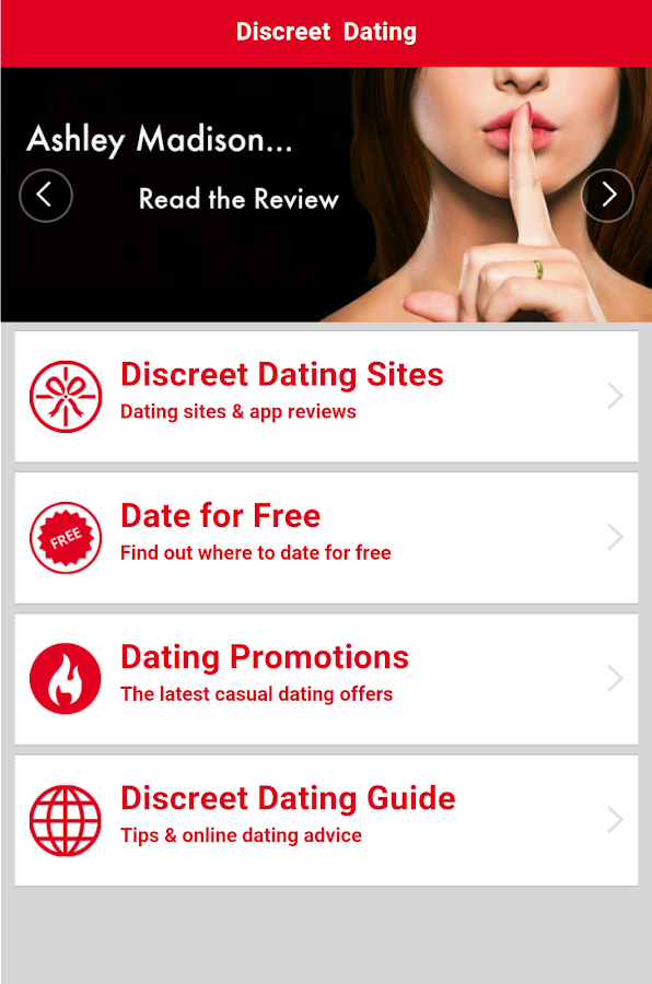 free affair dating apps