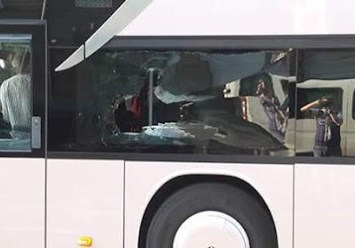 Antwerpse politie speurt voort na raid op supportersbussen Beerschot Wilrijk: opnieuw drie hooligans aangehouden