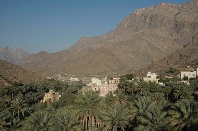 Musayna'ah im Wadi Bani Kharus