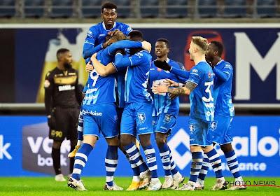 """Depoitre zorgde voor het puntje van de Gentse hoop: """"Hebben nog kaarten te spelen"""" en """"Als we winnen in Anderlecht ..."""""""