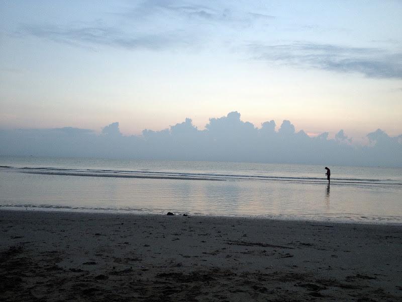 l'orizzonte e il mare. di Alessia