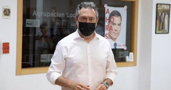 Juan Espadas gana a Susana Díaz en las primarias del PSOE andaluz
