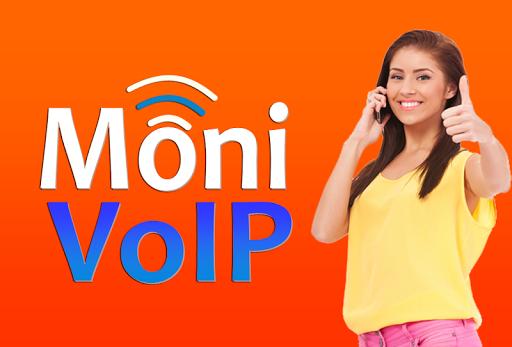 Moni VoIP - Mobile Dialer