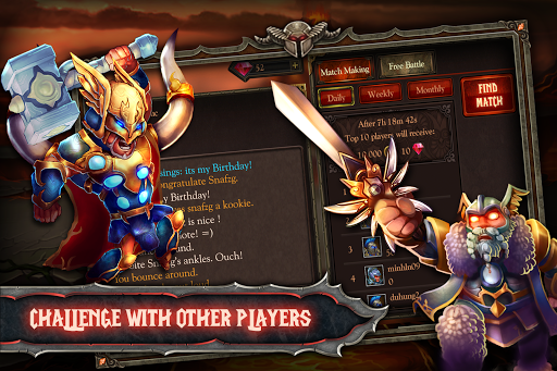Epic Heroes War: Action + RPG + Strategy + PvP 1.11.3.399 screenshots 23