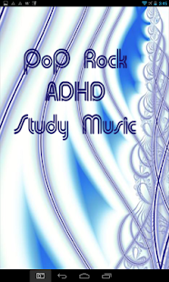 Pop Rock ADHD Music for Study- screenshot thumbnail
