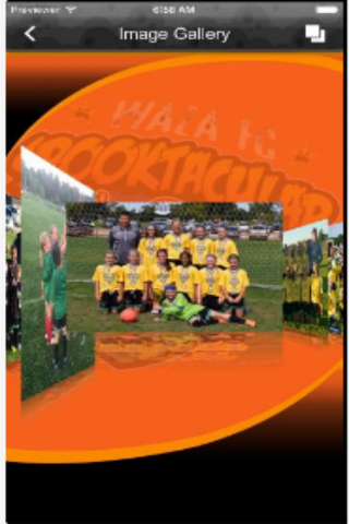 Waza FC Soccer Tournaments- screenshot