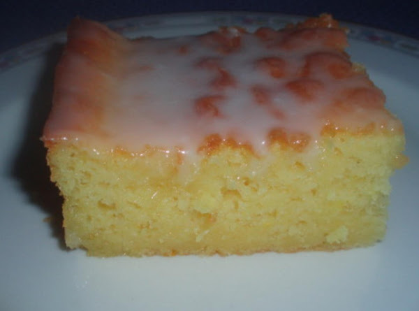 Ice Box Lemon Drop Cake Recipe
