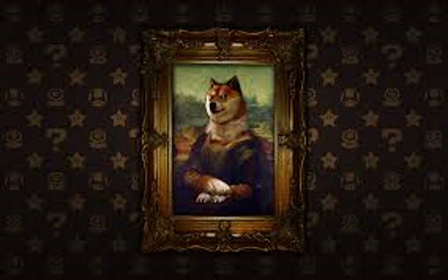 Doge HD Wallpaper New Tab Themes