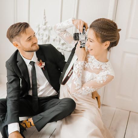 Wedding photographer Evgeniya Tarunova (Tarunova). Photo of 02.02.2018