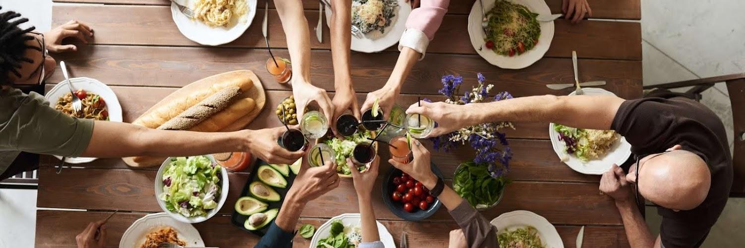 Gourmet Italian Vegan Dinner Experience - Indoor Acres @ Home