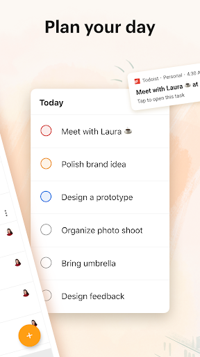 Todoist screenshot 2