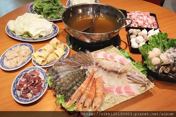 989薑母鴨 豐盛水產超市火鍋 內湖火鍋推薦 台北海鮮火鍋餐廳推薦