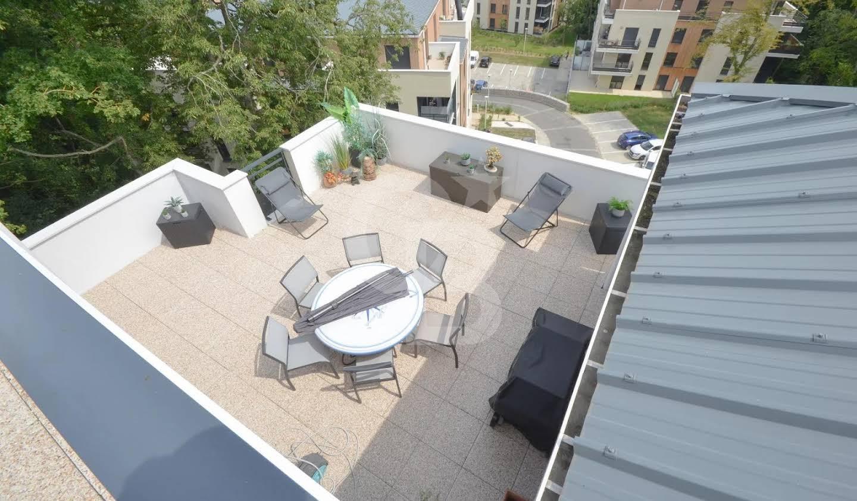 Appartement avec terrasse L'Etang-la-Ville