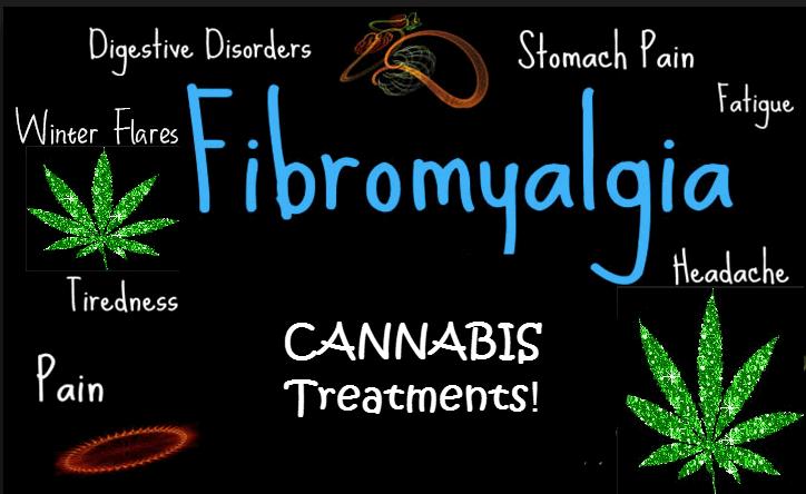 Marijuana Rated Most Effective for Treating Fibromyalgia