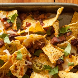 Barbecued Nachos