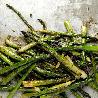 Roasting Asparagus in the Oven
