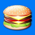 zzzFast Food Calorie Counter icon