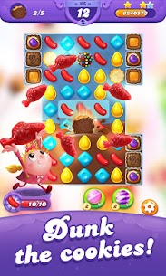 Candy Crush Friends Saga MOD (Unlimited lives/Moves) 3
