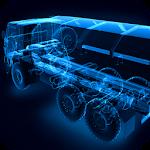 X-Ray KAMAZ Truck 1.0 Apk
