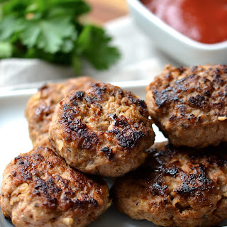 Pork & Apple Breakfast Sausage Recipe