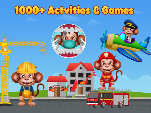 Zoolingo - Preschool Learning Games For Toddler apkmr screenshots 9