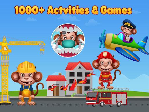 Zoolingo - Preschool Learning Games For Toddler 6.2.8 screenshots 9