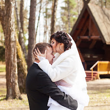 Wedding photographer Nataliya Malysheva (NataliMa). Photo of 02.12.2015