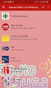 Hausa Radio Live Stations - náhled