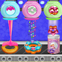 Donuts Cooking Factory: Baking Dessert in Kitchen icon
