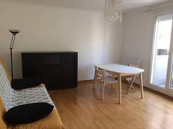 Appartement meublé 2 pièces 52 m2