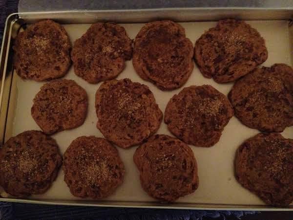 Pumpkin Cinnamon Chip Cookies Recipe