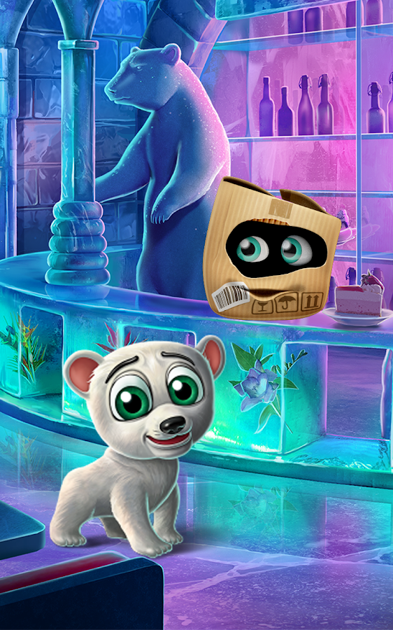 Boxie: Hidden Object Puzzle- screenshot