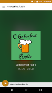 Oktoberfest Radio- screenshot thumbnail